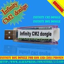 2017 die Neueste Version Unendlichkeit-Box Dongle Dongle unendlichkeit schlüssel für GSM und CDMA handys unendlichkeit cm2 dongle