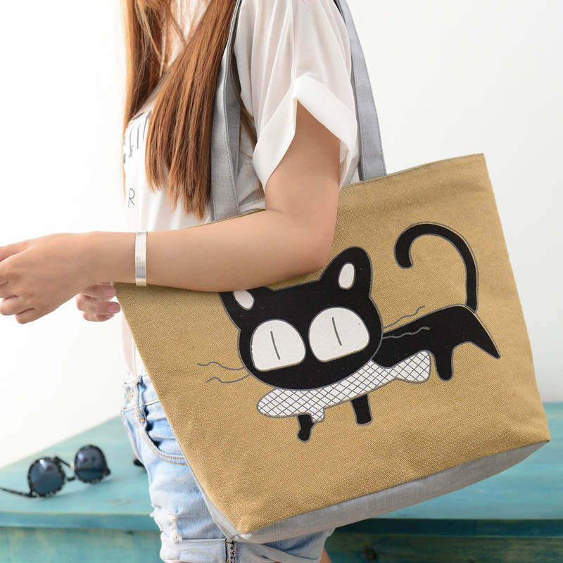 Promotion New Trend American Apparel Canvas Shoulder Bag Messenger Shopping Bag designer handbags high quality women bags