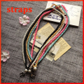 Sling Pearl fashion mobile phone straps lanyard accessories Lobster Clasp neck lanyards for keys id cards sportsbadge holder