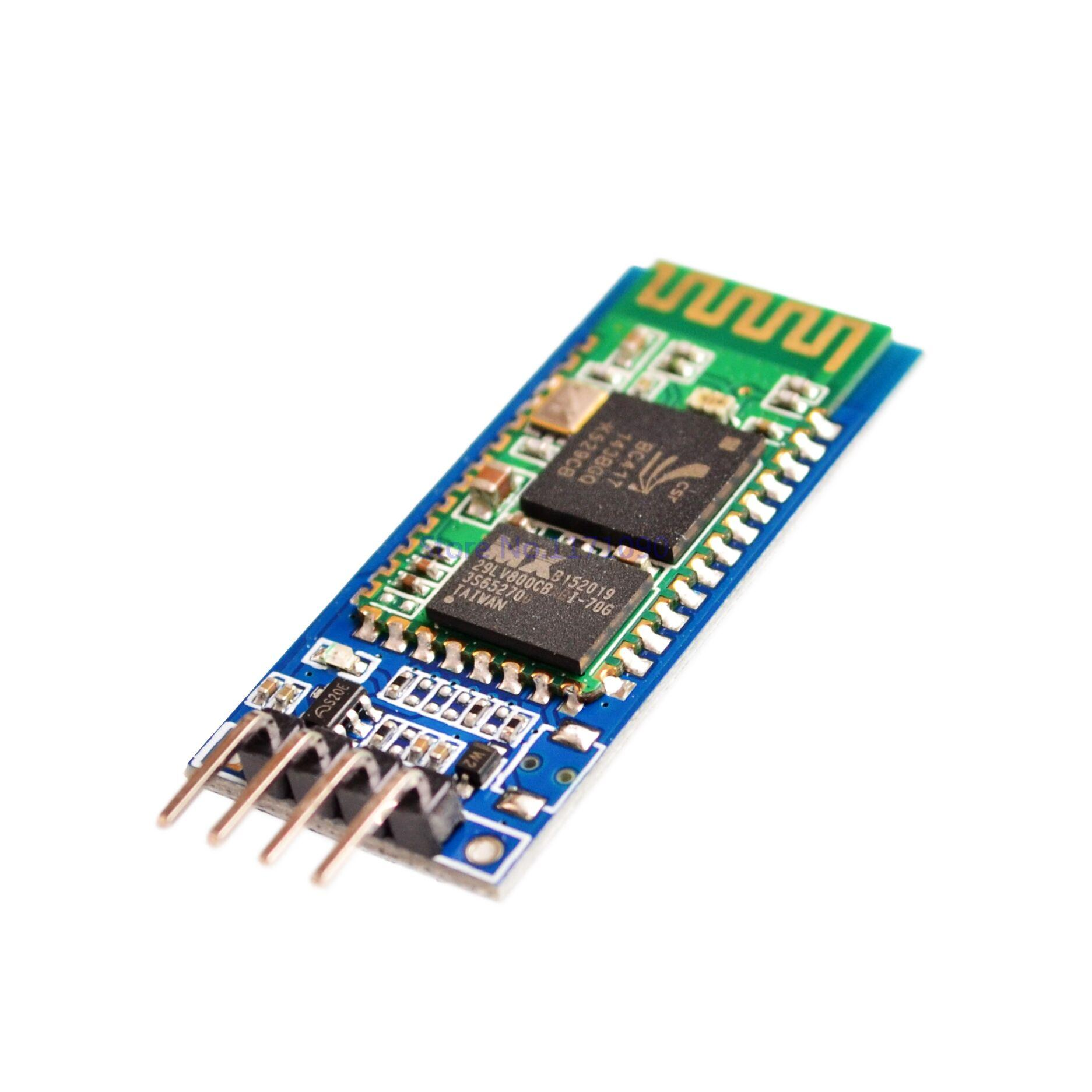 06: HC 06 Bluetooth Serial Pass Through Module Wireless Serial