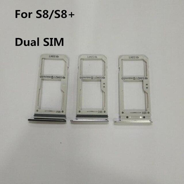 Galaxy S8 Sim Karte.1 Pcs Dual Einzelne Sim Karte Slot Sd Karte Tray Halter Adapter Für Samsung Galaxy S8 G950 S8 Plus G955