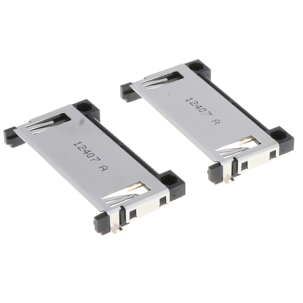 Image 5 - 2 Pcs Durable 50pin CF Card Memory Part Connector Adapter Reverse Deck CF Card Memory Part Connector for PCB 3C numerical code-in Mobile Phone Flex Cables from Cellphones & Telecommunications