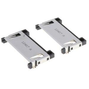 Image 5 - 2 Pcs Durable 50pin CF Karte Speicher Teil Stecker Adapter Reverse Deck CF Karte Speicher Teil Stecker für PCB 3C numerische code