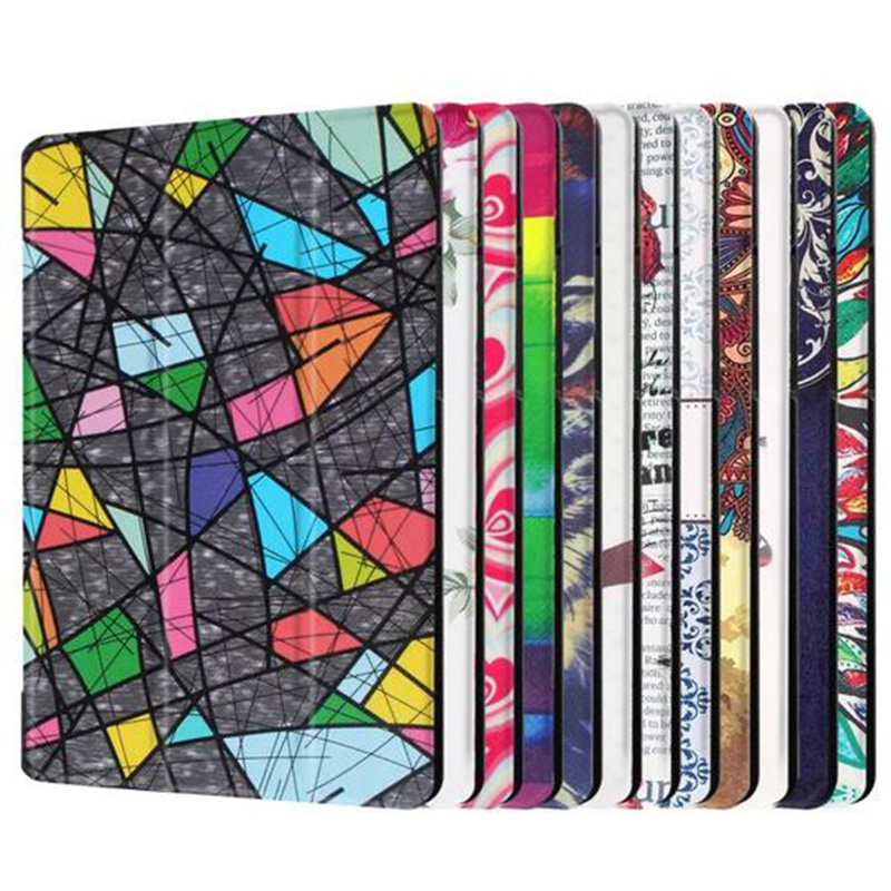ocube New Arrival Painting Pattern PU Leather Case Cover Colored Drawing For Lenovo Tab 2 A8 A8-50 A8-50F 8 inch Tablet ultra slim case for lenovo tab 2 a8 50 case flip pu leather stand tablet smart cover for lenovo tab 2 a8 50f 8 0inch stylus pen