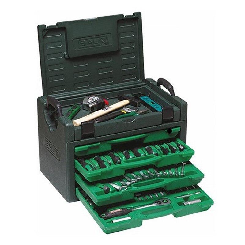 SALKI 8612132-Trunk Boot With Tools 96 PCs