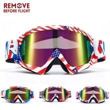 Motocross Goggles Glasses MX Off Road Masque Helmets Goggles Ski Sport Gafas for Men women Motorcycle Dirt Bike Racing Google