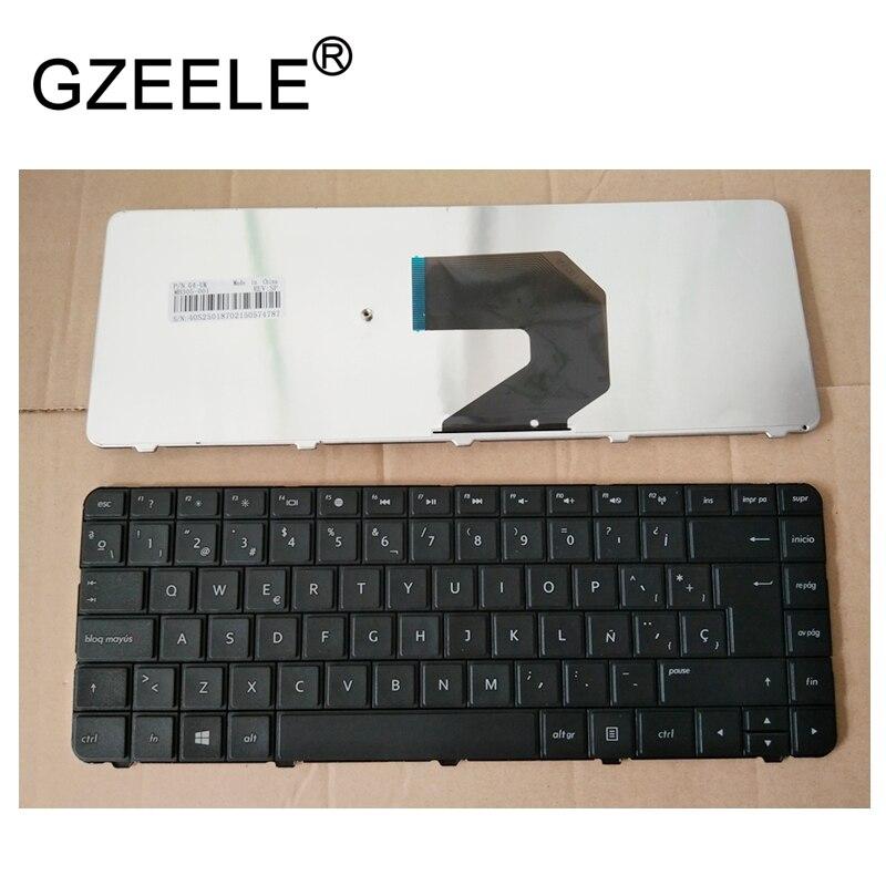 GZEELE Espagnol Nouveau pour HP Pavilion G4 G4-1000 G6 G6-1000 Presario CQ43 CQ57 430 630 SP/LA Clavier d'ordinateur portable 698694-161 646125-161