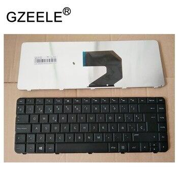 GZEELE español nuevo para HP Pavilion G4 G4-1000 G6 G6-1000 Presario CQ43 CQ57 430 630 SP/LA teclado del ordenador portátil 698694-161 646125-161