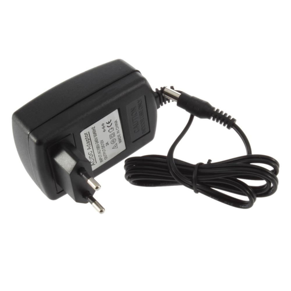 1Pc Supply Charger ac dc <font><b>12V</b></font> 2A power supply Converter <font><b>Adapter</b></font> Switching Power AC 100-240V to DC For LED Strips Light EU Plug image