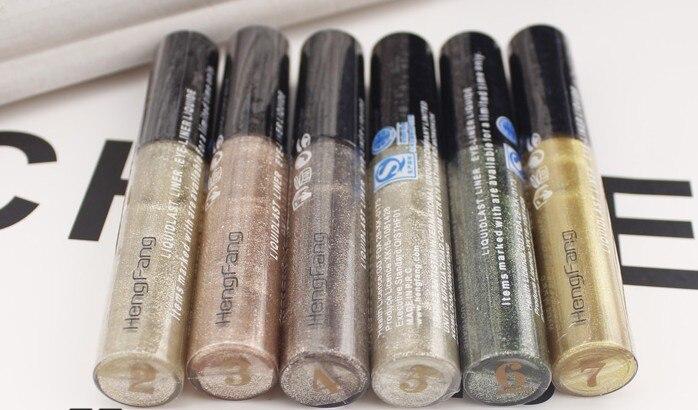 Couleur Eyeliner Maquillage Make Up Femmes Mlle Rose 8 Crayon Maquillage Eye Liner