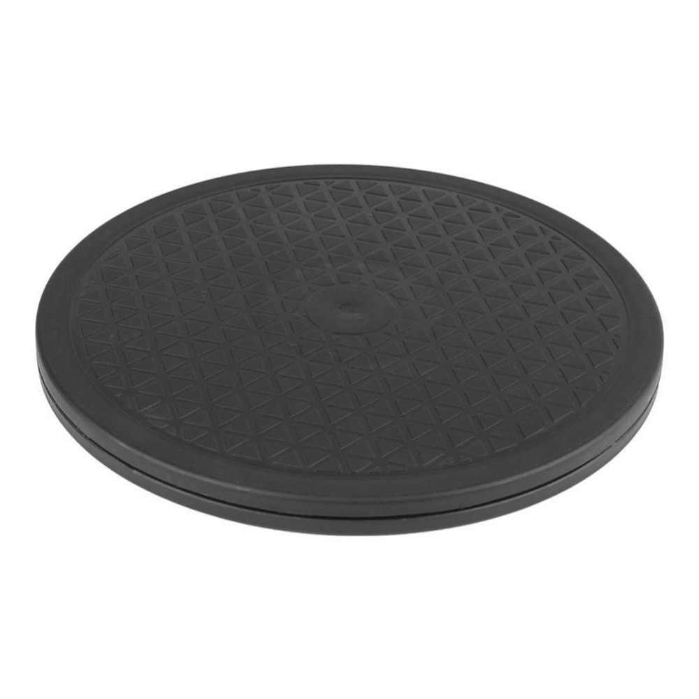 Многоцелевой Вращающийся поворотный стол lazy Susan 360-поворотный домашний Кухонный для тортов 220 lb Емкость двойной мячик-кольцо подшипники