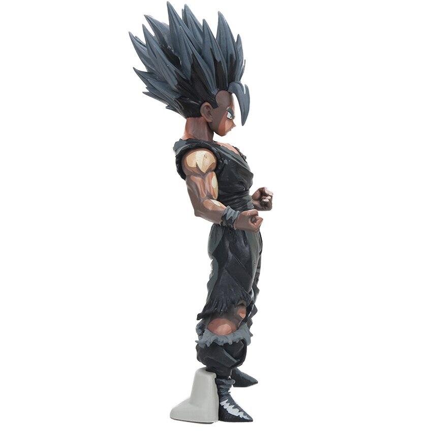 Manga Dragon Ball Z Vegeta Goku Gohan Broly Trunks Action Figures 34cm 17