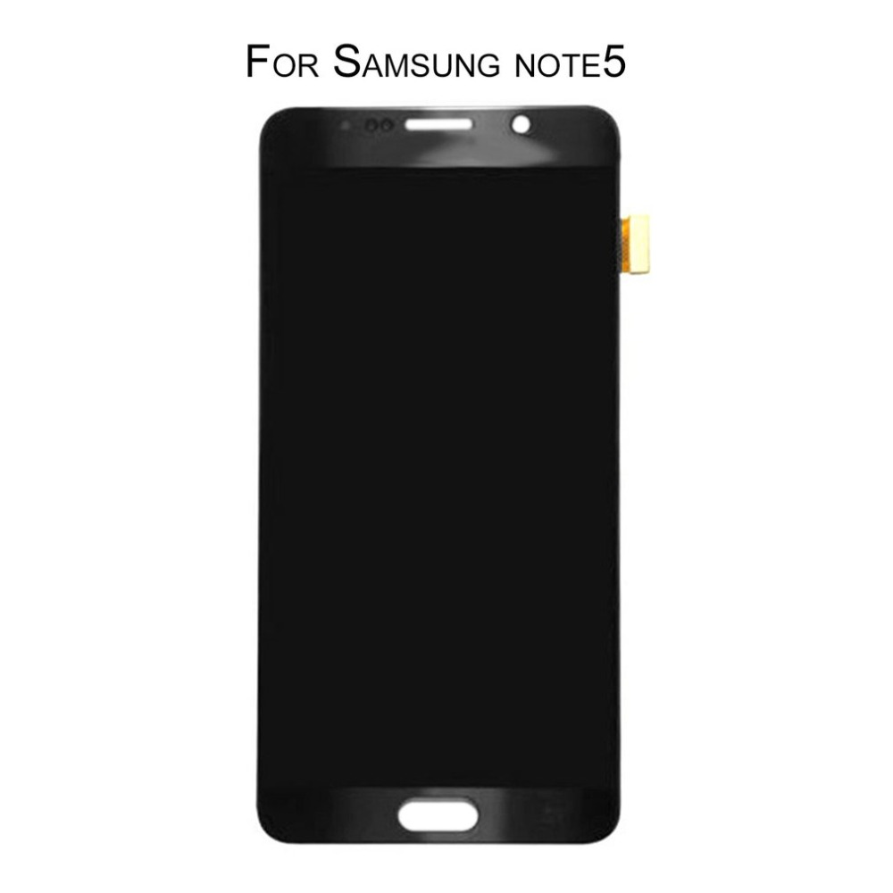 LCD Touch Screen Digitizer For Samsung For Galaxy Note 5 Durable Replacement Touch Screen Mobile Phone Accessories
