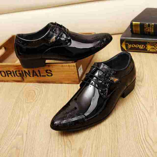 Noopula Men Luxury Shoes Famous Brand Loafers Men Shoe Men S