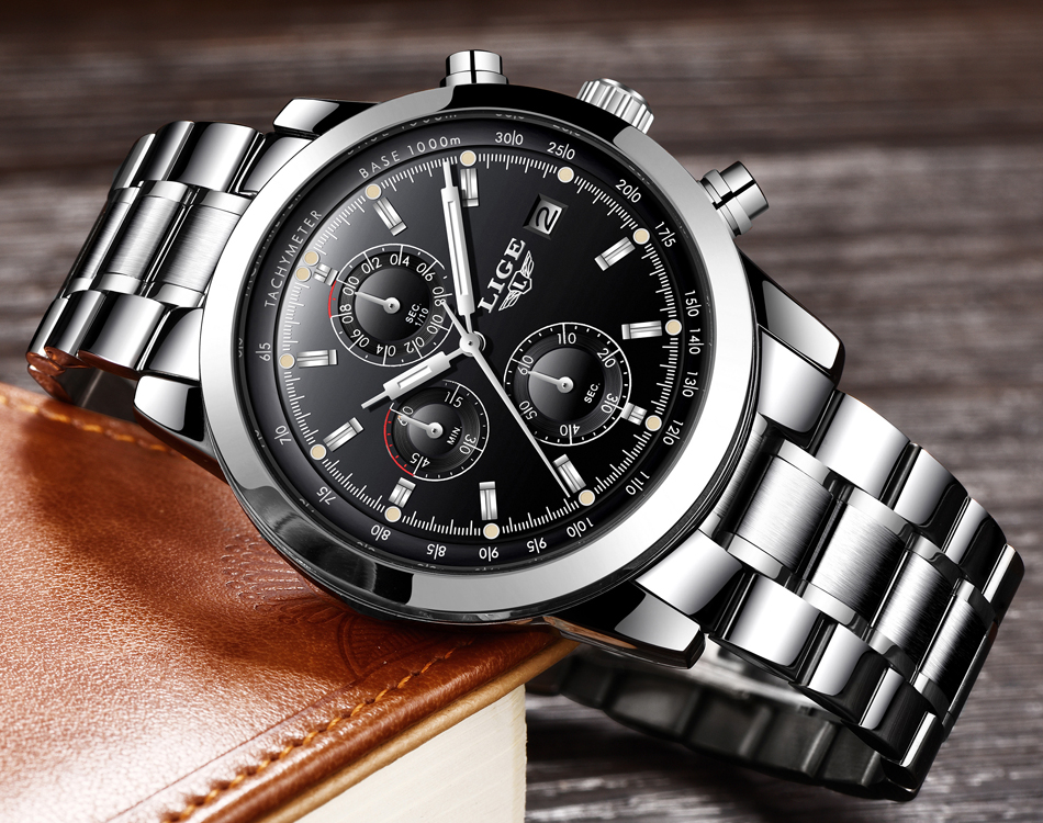 HTB15s3XocnI8KJjSsziq6z8QpXa5 - LIGE Mens Watches Top Brand Luxury Business Quartz Watch stainless steel Strap Casual Waterproof Sport Watch Relogio Masculino