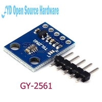 1pcs GY-2561 TSL2561 Luminosity Sensor Breakout infrared Light Sensor module integrating sensor AL