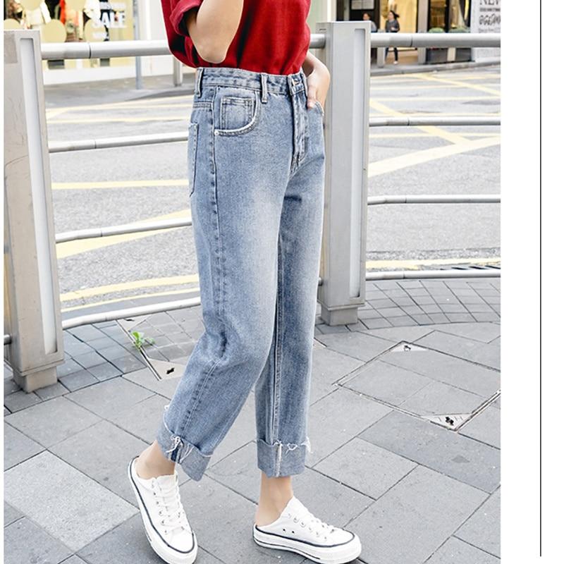 Купить jujuland/винтажные женские джинсы для женщин в стиле бойфренд