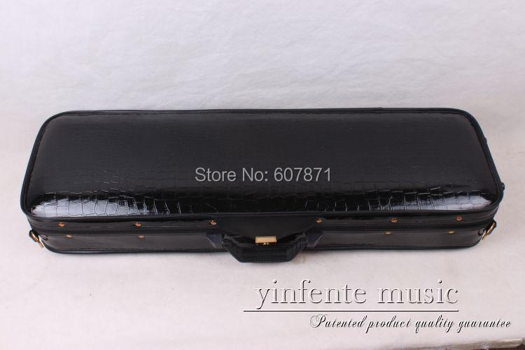 black color new 4/4 violin case 4 strings new 4 4 electric violin silent pickup fine tone parts include new golden color 5 22 red color