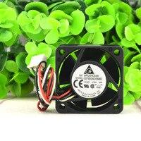Freies Verschiffen Delta EFB0405MD R00 4020 4 cm 40mm DC 5 V A 3 pin server inverter geschwindigkeit computer cpu gebläse axiale kühl fans-in Lüfter & Kühlung aus Computer und Büro bei