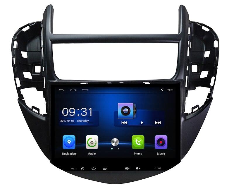 9 Android 8.1! Dvd de voiture PC Multimédia lecteur dvd gps Navi Stéréo Radio Pour pour Chevrolet Trax/Chevrolet Tracker 2013-2017 3G WIF