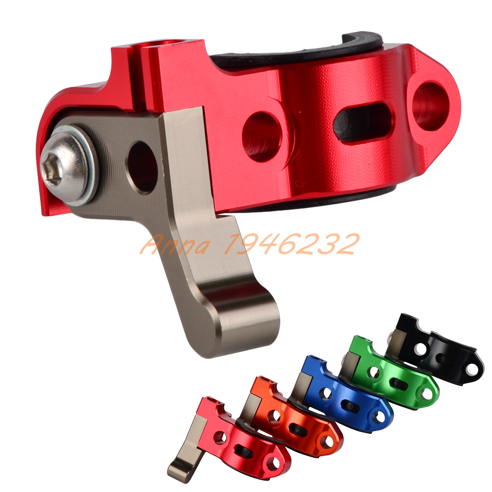 Rotating Bar Clamp Hot Start Lever For Honda CR 125 250 500 80 85R CRF150F/R CRF230F 250R/X 450R/X XR250R/L XR 400 600R XR650R/L