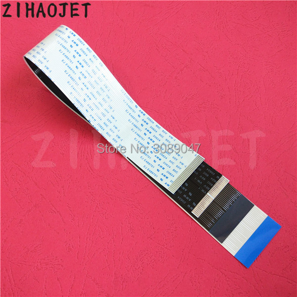 20pcs 10set Locor DX5 head cable for Lecai 16W1/18S1 FFC Flat carriage board data cable eco solvent printer normal spare parts