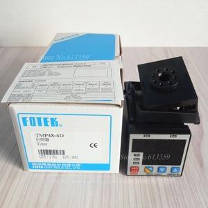 Image 4 - TMP48 4D FOTEK טיימר חדש ומקורי 90 265VAC