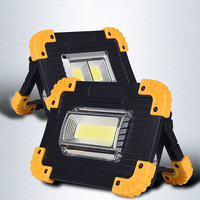 Led lamps high power night LED flood light USB charging floodlights outdoor mobile portable work portable camping lights