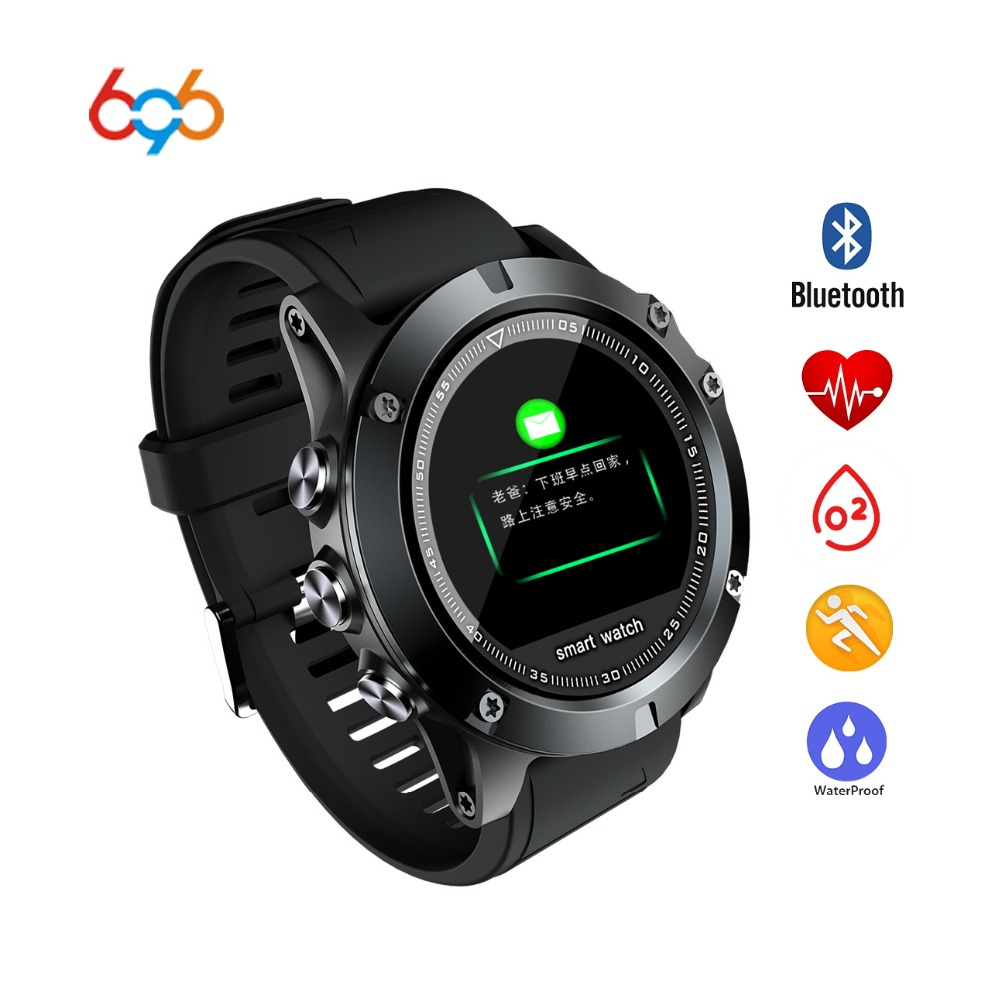 696 L11 Smart Watch For Men Women Heart Rate Monitor Blood Pressure Health Fitness Tracker GPS SIM Camera For Android IOS Phone 696 new i8 4g android smart watch men sport wifi gps heart rate sim card 2mp fitness tracker bluetooth 4 0 for android ios watch