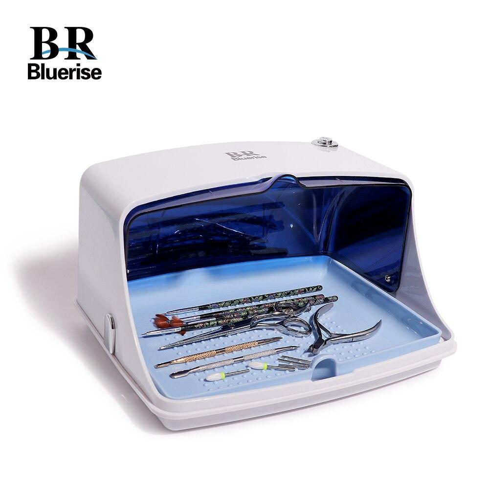 UV Sterylizator Manicure Narzędzia Sterylizator Box Machine - Sztuka zdobienia paznokci - Zdjęcie 3