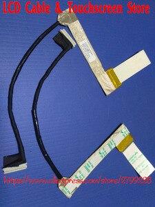 New Original for CLEVO W370 W370ET K750S K760E LCD CABLE 6-43-w3701-010-K 6-43-w3701-011-K 6-43-W3701-012-K 6-43-W3701-001-K(China)