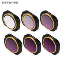 IN Stock Sunnylife MCUV CPL NDPL ND64 PL ND32 PL ND4 ND8 Camera Lens Filter Kit for DJI OSMO POCKET Gimbal Accessories