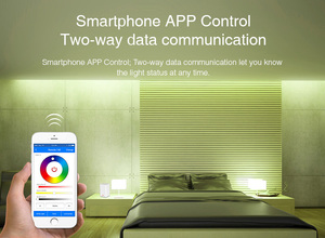 Image 3 - Milight YT1 REMOTE WIFI LED Controller Amazon Alexa Voice Control WiFi ไร้สายและสมาร์ทโฟน APP Mi.2.4G Series