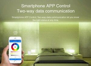 Image 3 - Milight yt1 remoto wi fi led controlador amazon alexa controle de voz wi fi sem fio & smartphone app trabalhar com mi. light 2.4g series