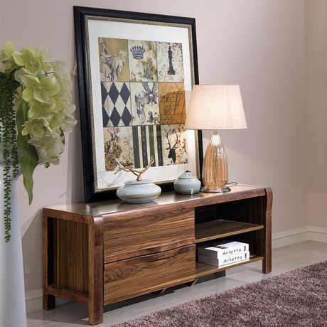 tv stands meubles de salon meubles de maison en bois massif tv stands salon armoires ensembles en gros 2018 chaude 120 43 50cm nouveau