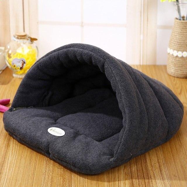 Inverno Caldo Pantofole Stile Cane Cuccia Casa Del Cane Molle Bello adatto Gatto