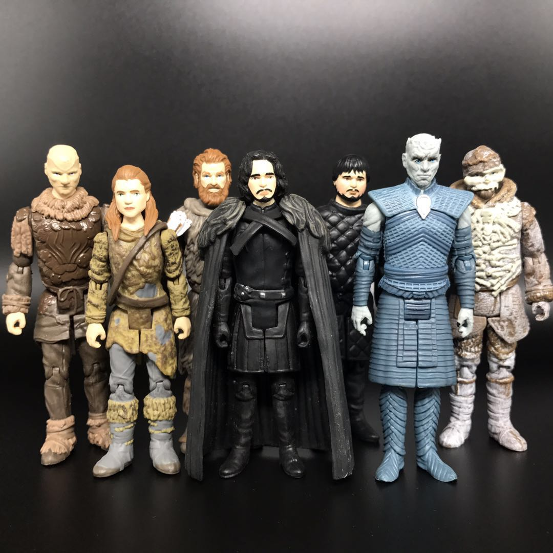 Game Of Thrones The Night King 1 10 Scale: Official Funko Action Figure TV: Game Of Thrones Jon Snow