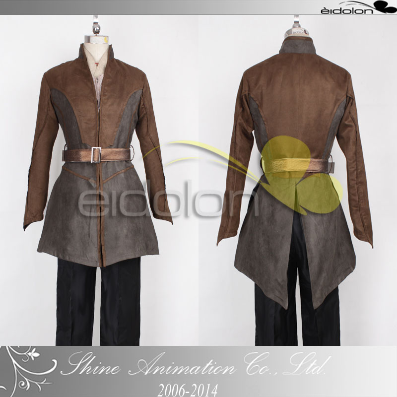 2016 Hot Sale halloween costumes for adult men the Lord of the rings The hobbit Legolas