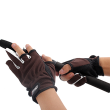 3 вырезанные пальцы Нескользящие противоскользящие спортивные Рождественский подарок, брелок перчатки