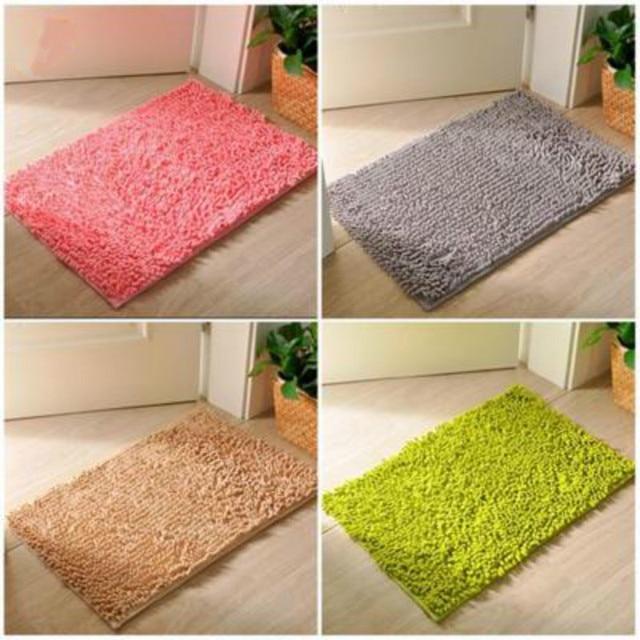 Superfine Fiber Bath mat memory carpet rug sbath rugs toilet funny bathtub Room living room door stairs bathroom foot floor mats