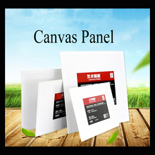 320g Blank Canvas paper for painting wooden drawing board Painting canvas panel