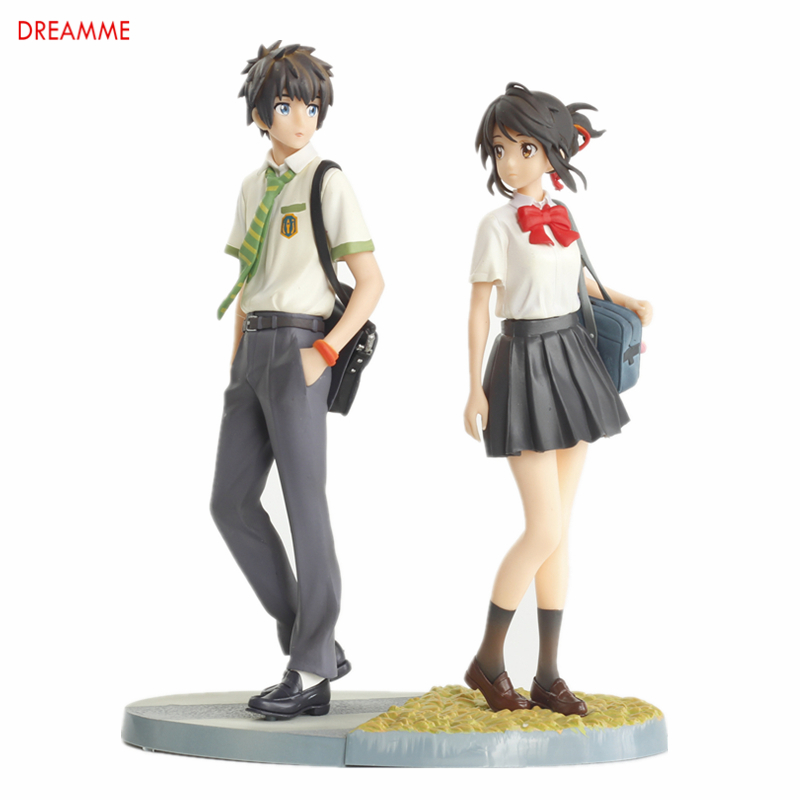 Your Name Taki Mitsuha Model 22cm Anime Game Action Figure Toy for Collection T028Your Name Taki Mitsuha Model 22cm Anime Game Action Figure Toy for Collection T028