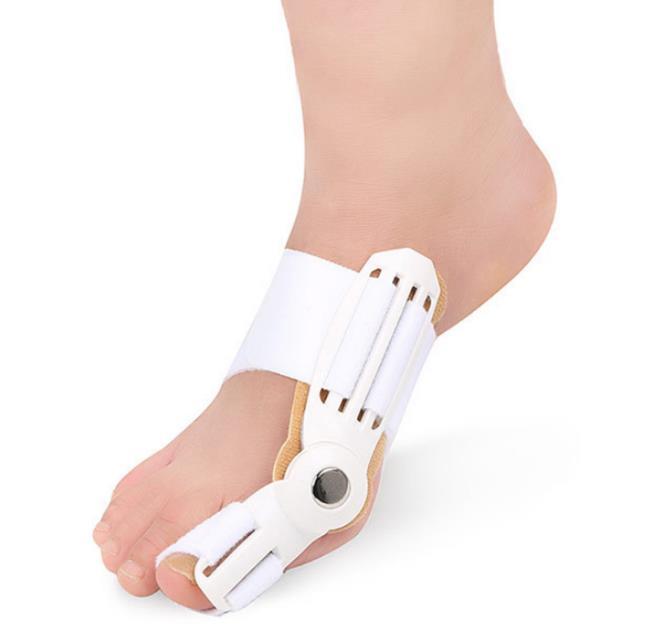 50 sztuk duży palec u nogi kości opieki korektor Brace wsparcie zespół cieśni kanału nadgarstka Splint prostownica do palucha koślawego ortopedyczne dostaw Pedicure narzędzie w Szelki i korektory postawy od Uroda i zdrowie na  Grupa 1