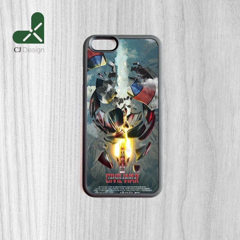 outlet store cfb14 91510 US $5.99 |Special Offer Captain America Civil War Luxury Print Soft TPU  Back Case Cover For iPhone 6 6s Durable Phone Cases on Aliexpress.com | ...