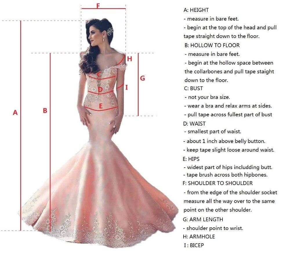 Sexy robe de Gala de fête grande taille or africain à manches longues courte robe de soirée de bal 2019 - 4