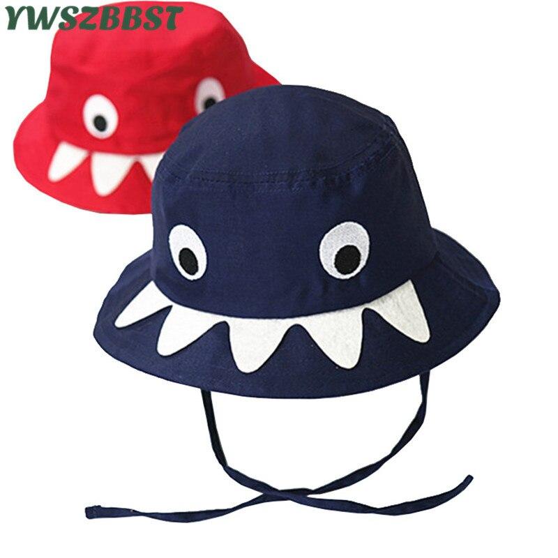 3c78405cafb286 Cartoon Crown Baby Hat Summer Baby Sun Hat for Boys Girls Spring Autumn Kids  Bucket Cap Child Beach Hat
