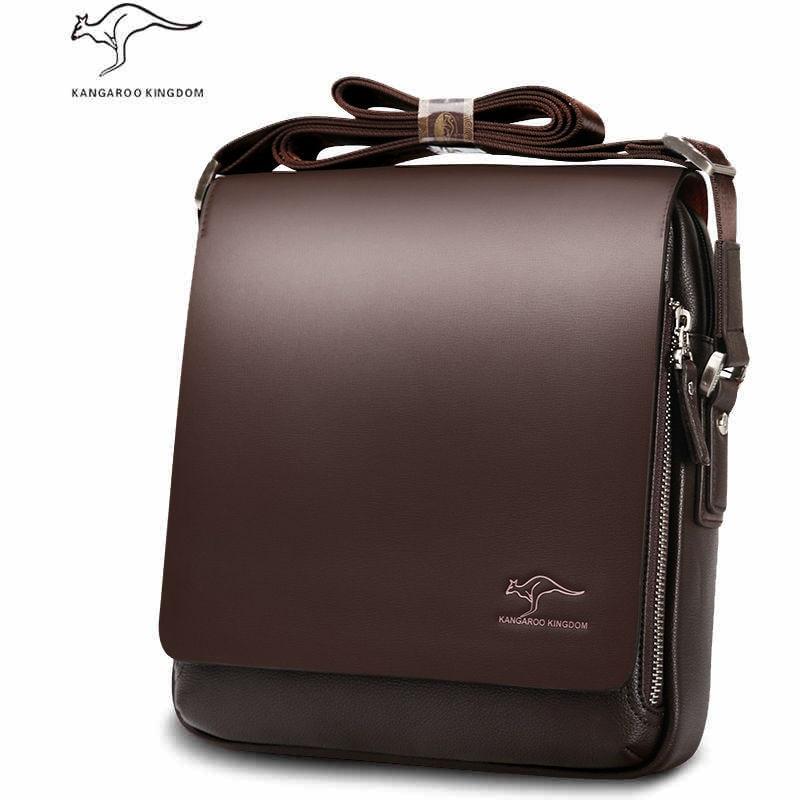 Detail Feedback Questions about Hot Sale Brand Soft Leather Men Messenger  Bags Big Promotion Kangaroo Leather Shoulder Men Handbag Casual Briefcase  S001 on ... 08b2e51257375