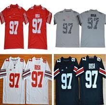 Ohio State Buckeyes 97 Joey Bosa Stitched Men s College Football Jersey Size  S-XXXL ( 53acc98ff