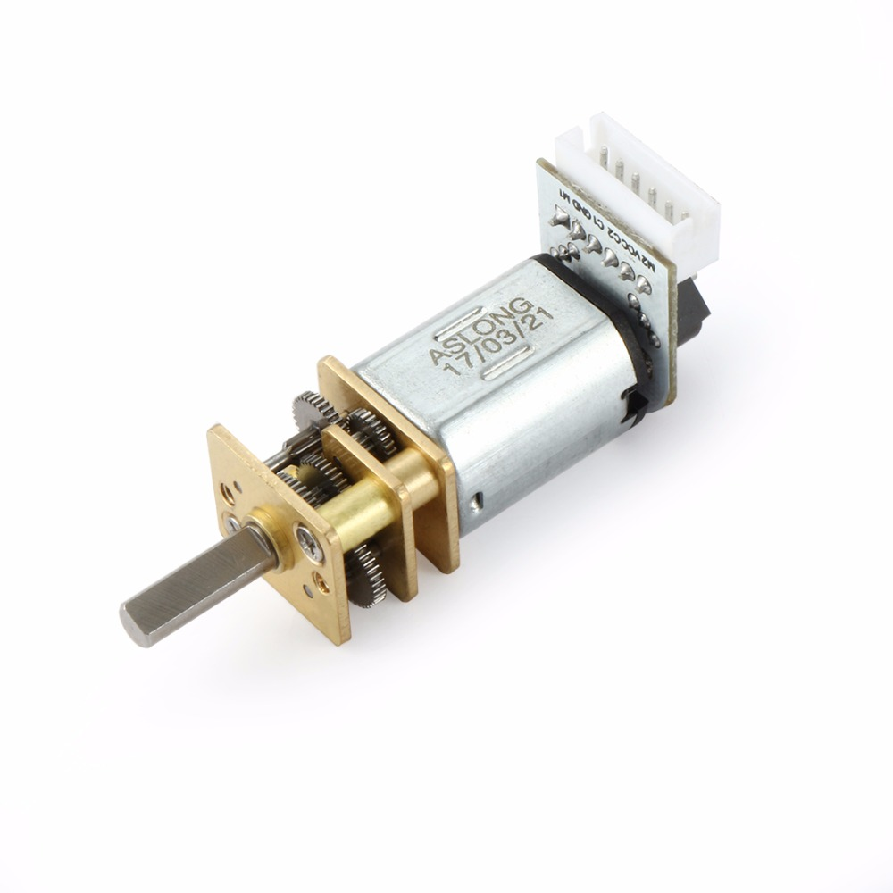 DC 12V 142RPM Micro Speed Reduction Motor Mini Gearbox with Wires for RC Car Robot Model DIY Engine Toy цена 2017
