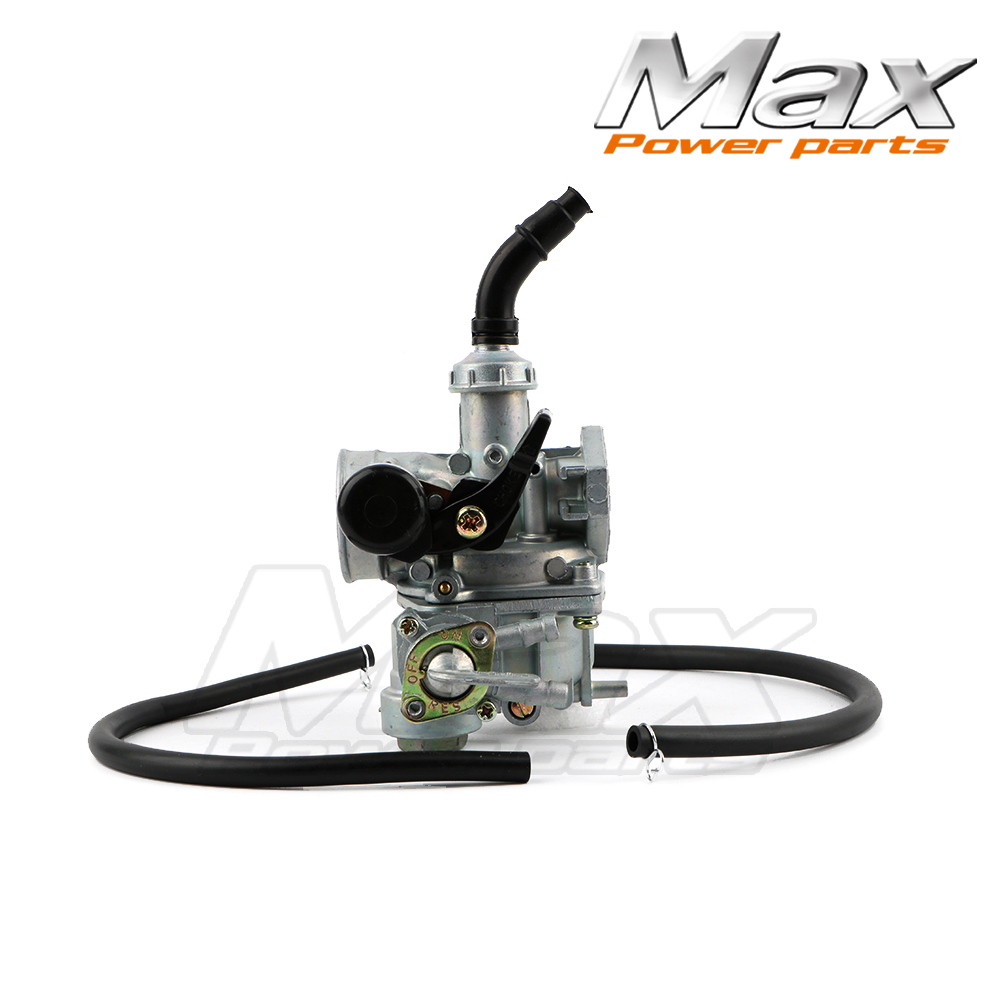 19mm Carburetor PZ19 Carb for Chinese 50 70 90 110 cc ATV Quad 4 Wheeler Replacement Parts Accessories Fuel System Free Shipping